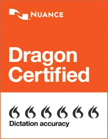 Dragon Certified Logo