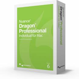 Softwarebox Dragon für Mac